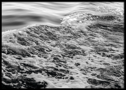 Black Sea Poster in the group Prints / Black & white at Desenio AB (11190)